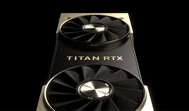 NVIDIA Titan RTX хуже GeForce RTX 2080 Ti?