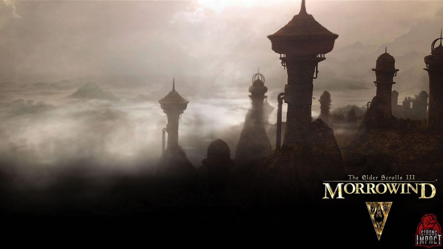Раздача The Elder Scrolls III: Morrowind