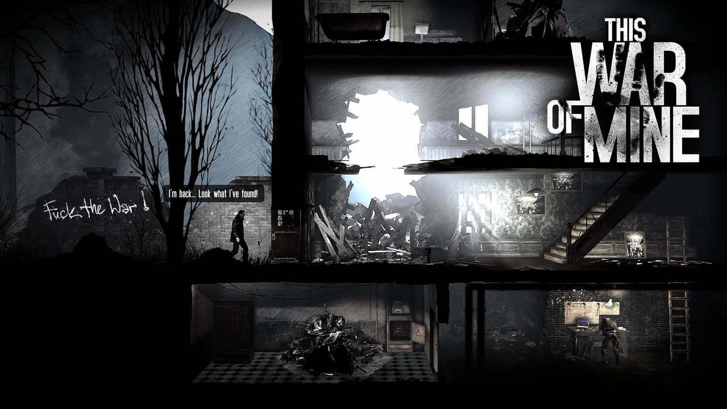 Epic Games Store раздаёт This War of Mine и Moonlighter
