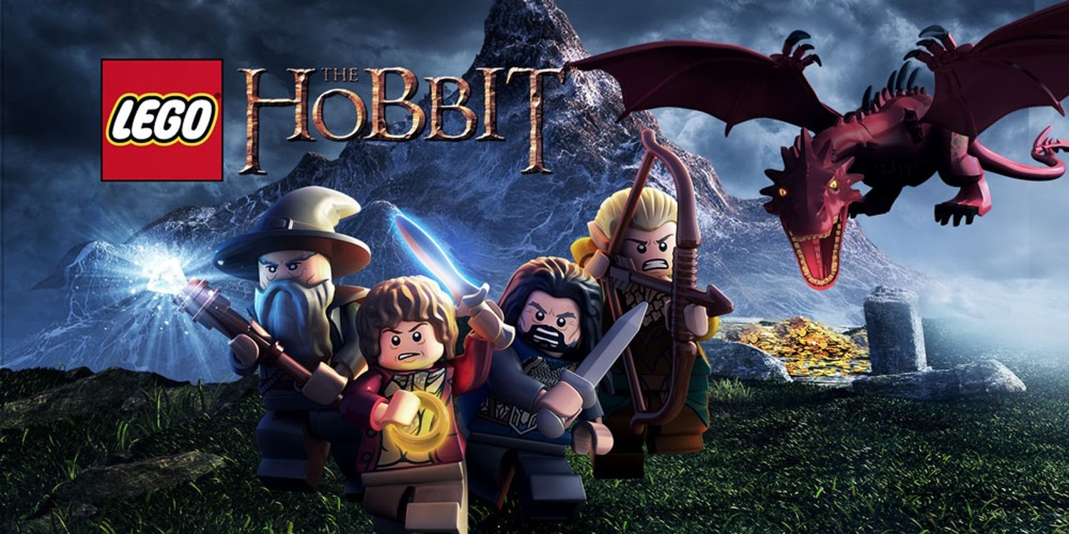 Раздача LEGO The Hobbit